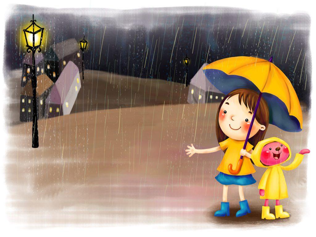 додик дождик где ты был