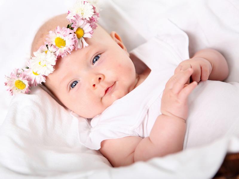 развитие малыша 2 месяца