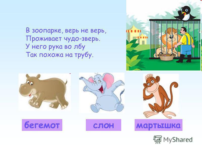 загадки для детей 3-4 года