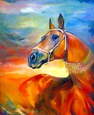 сказка золотой конь